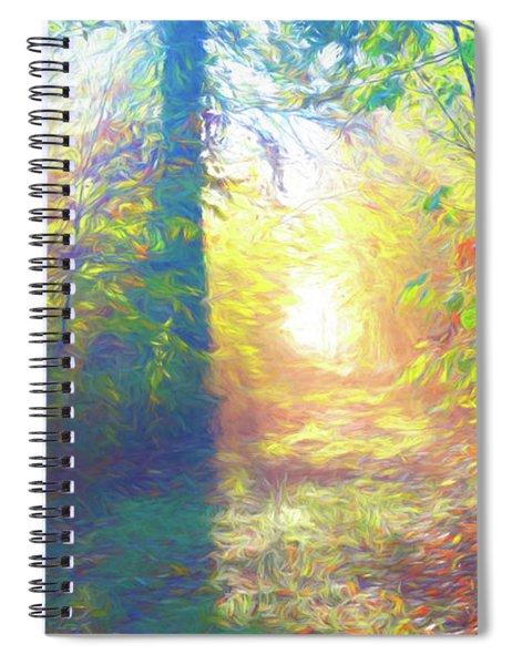 Lower Sabie Spiral Notebook