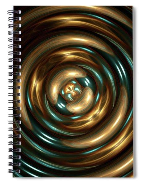 Luke Spiral Notebook