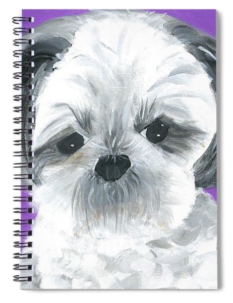 Lulu Spiral Notebook
