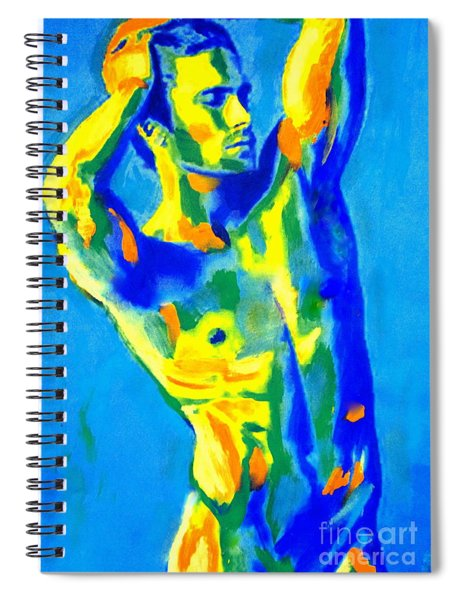 Luscious Spiral Notebook
