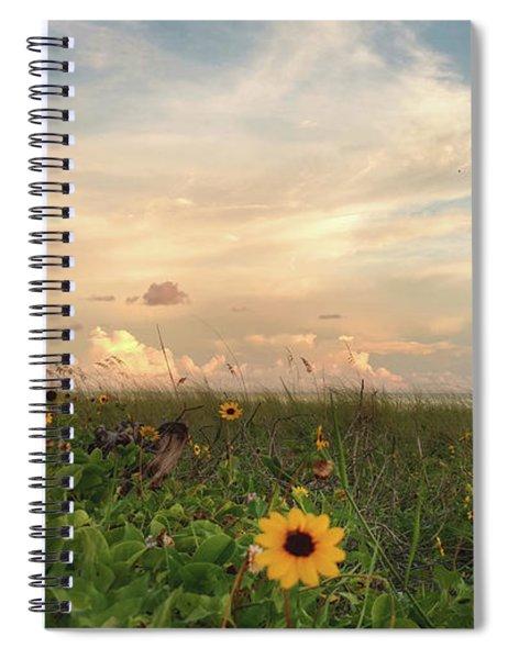 Madeira Beach C Spiral Notebook