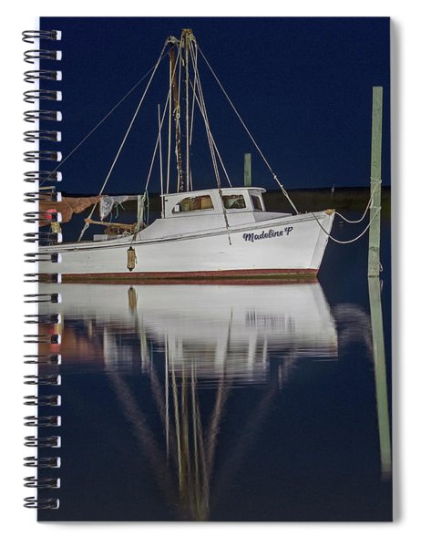 Madeline P Spiral Notebook