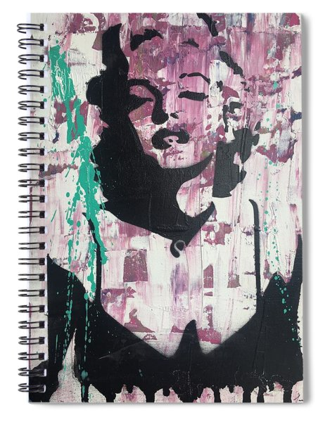 Madness Is Genius Spiral Notebook