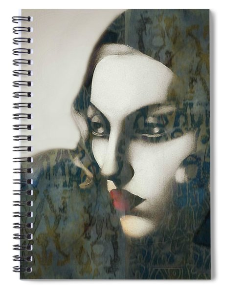 Madonna - Material Girl Spiral Notebook