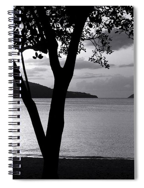 Magens Down Spiral Notebook