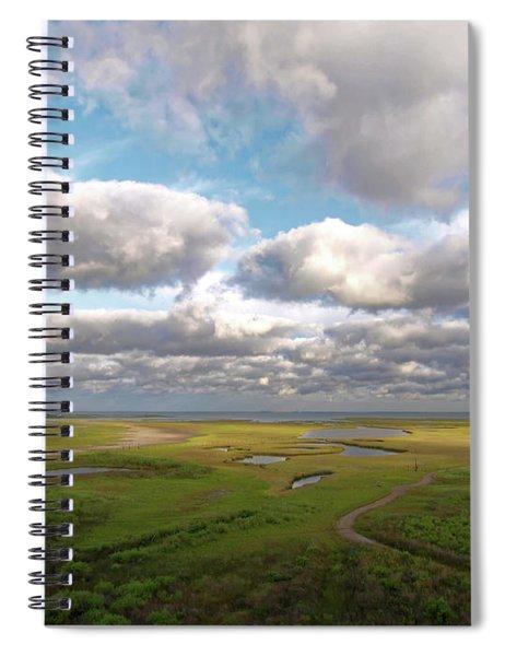 Maggies Cove Spiral Notebook
