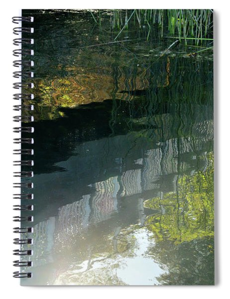 Magic Light Spiral Notebook