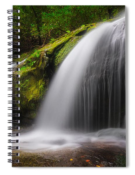 Magical Falls Spiral Notebook