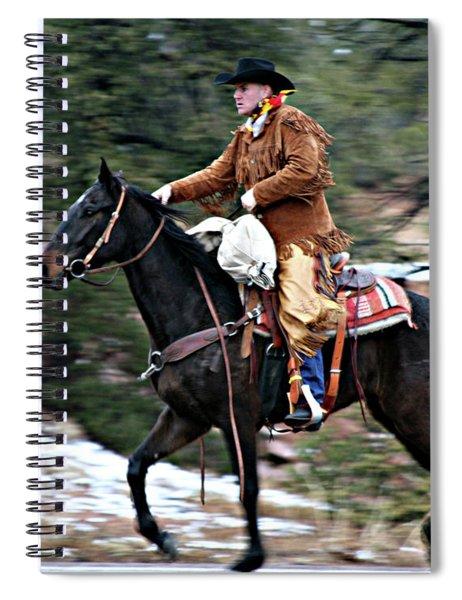 Mail Carrier Spiral Notebook