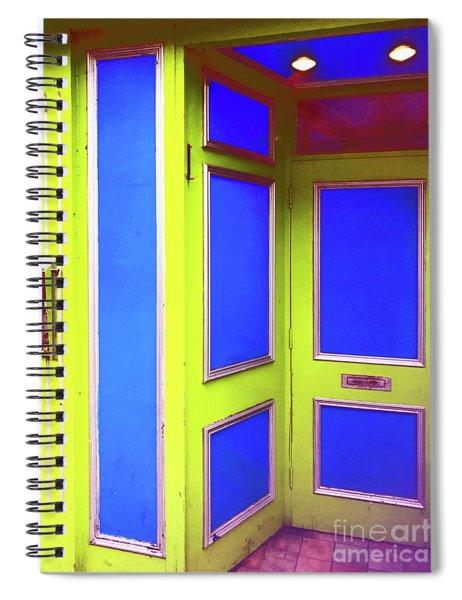 Mail Slot Spiral Notebook