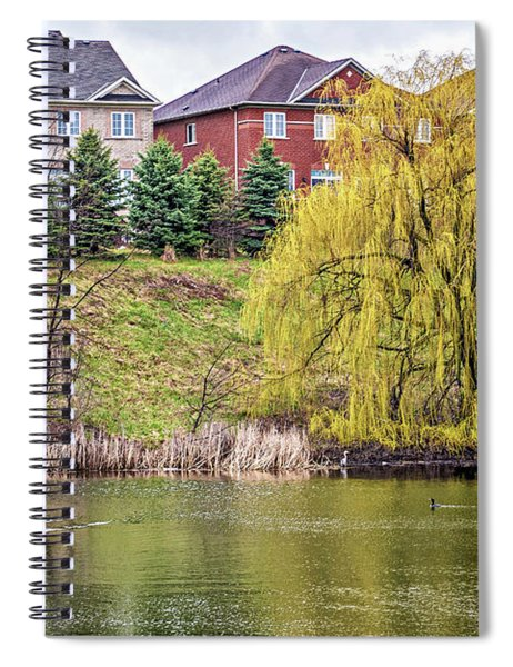 Major Oak Park Spiral Notebook