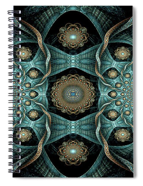 Malachi Spiral Notebook