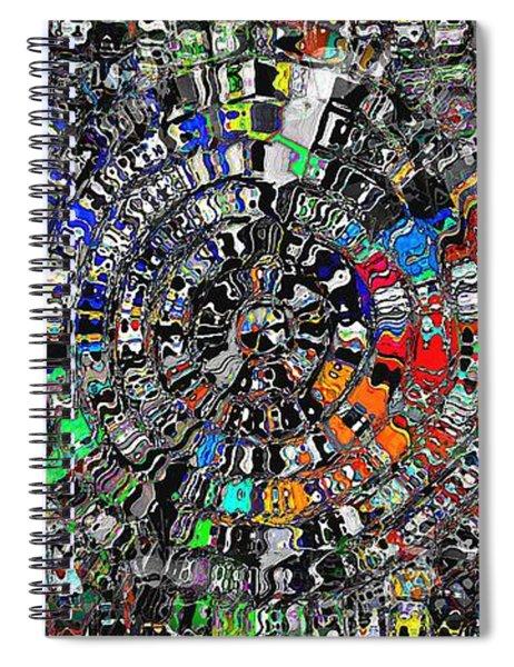 Mandala Grafundi Spiral Notebook