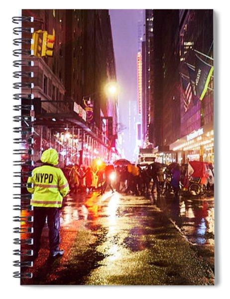 Manhattan Nye Spiral Notebook