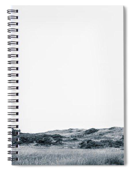 Mansion In The Dunes Wellfleet Ma Spiral Notebook