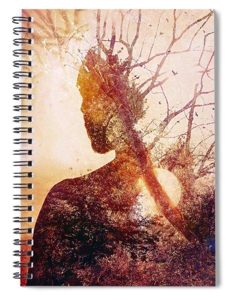 Maps Spiral Notebook