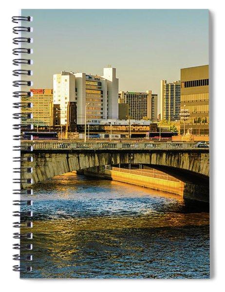 Market Street Bridge Spiral Notebook