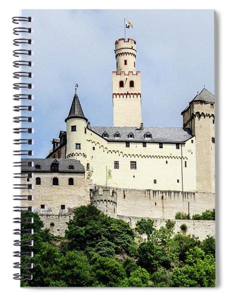 Marksburg Castle Spiral Notebook