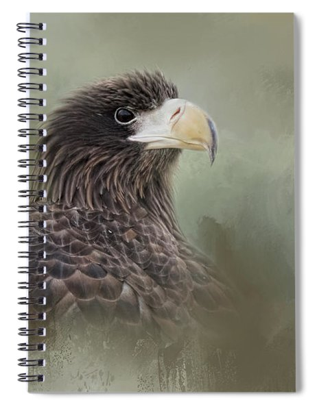 Master Of The Sea Spiral Notebook