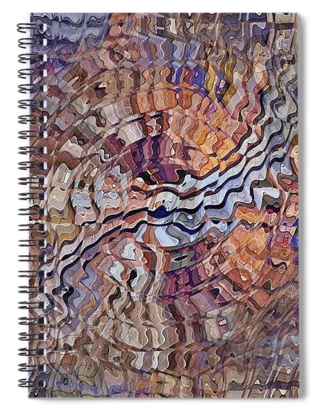 Matter Mixer Spiral Notebook