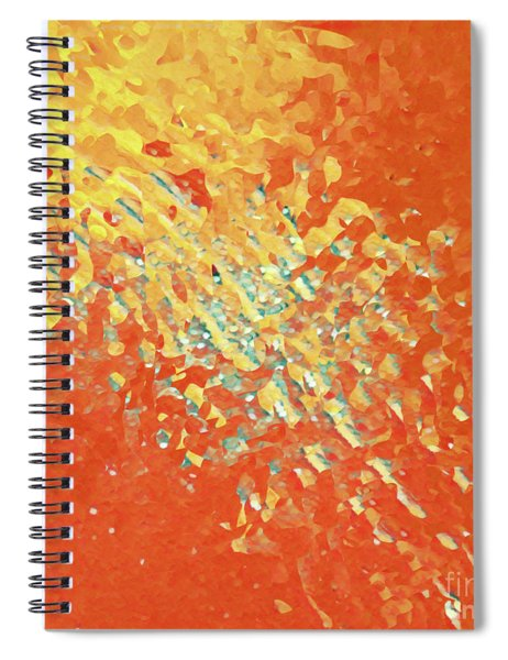 Matthew 6 13. The Glory Forever Spiral Notebook