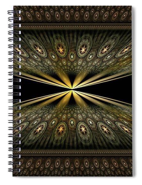 Matthew Spiral Notebook