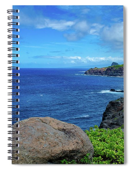 Maui Coast II Spiral Notebook
