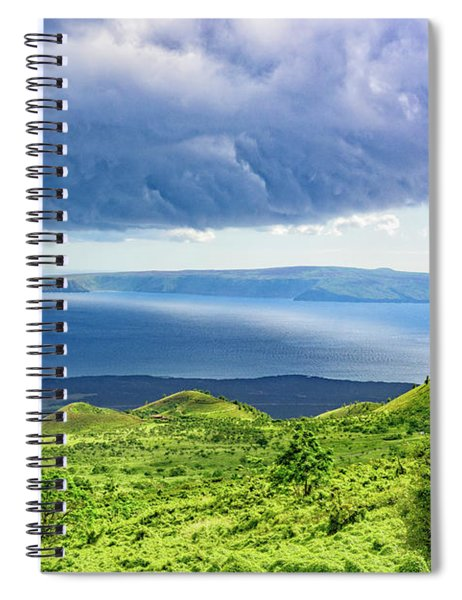 Maui Paradise Spiral Notebook by Jim Thompson