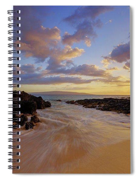 Maui's Way Spiral Notebook