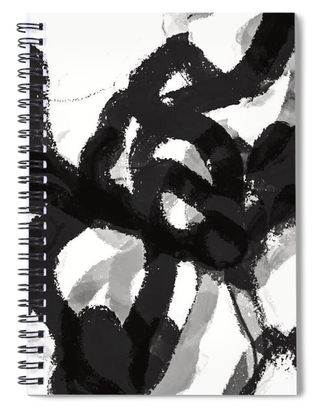 May Spiral Notebook