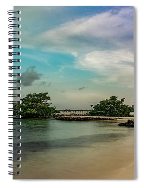 Mayan Shore 2 Spiral Notebook