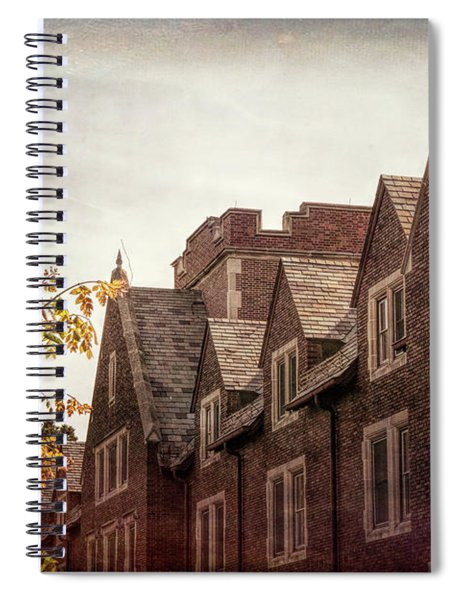 Mayslake Historic Home Spiral Notebook