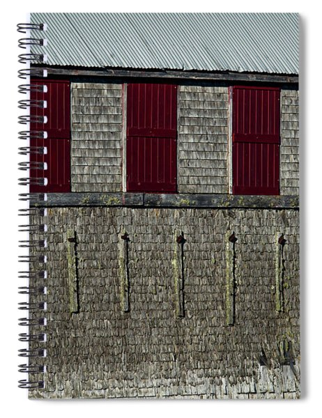 Mccurdy's Herring Smokehouse Spiral Notebook