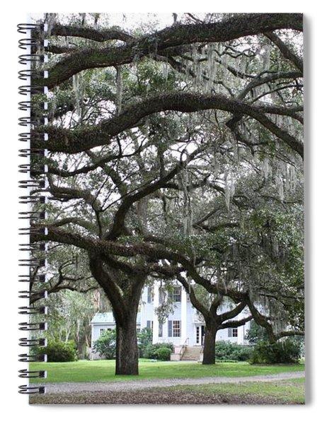 Mcleod Plantation Spiral Notebook