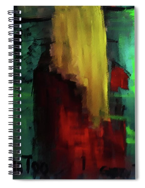 Me Too Spiral Notebook