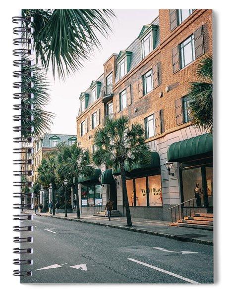 Meeting Street Spiral Notebook
