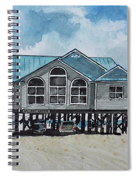 Melray Haven Spiral Notebook