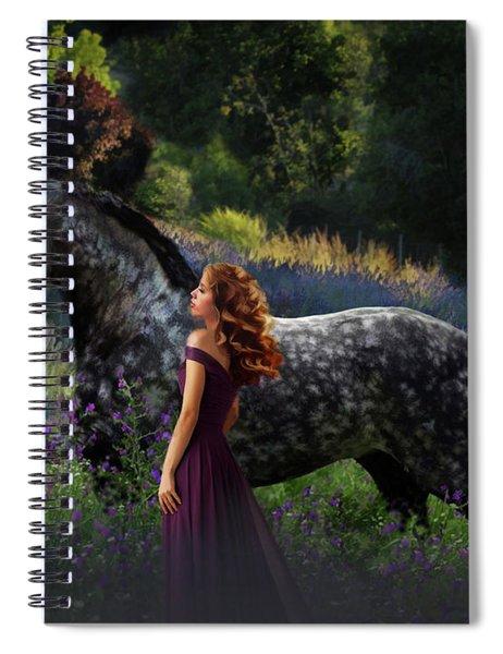 Mel's Dream Spiral Notebook