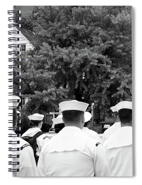 Memorial Day  Spiral Notebook