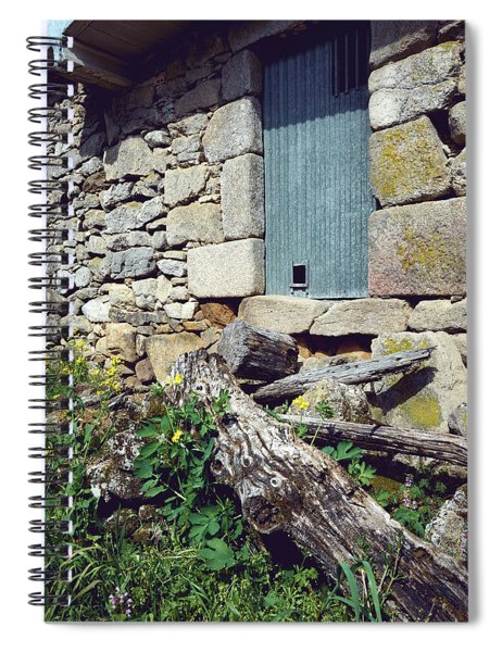 Memories In Bainte Spiral Notebook