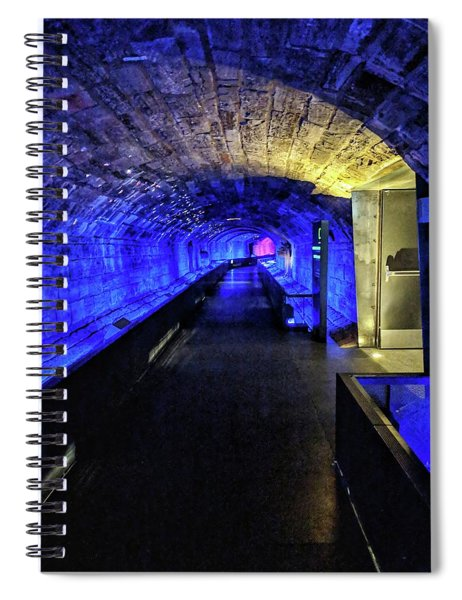 Memory Collector Spiral Notebook