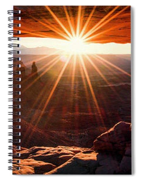 Mesa Glow 3x1 Spiral Notebook