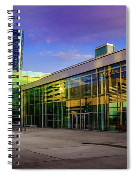 Messe Wien Spiral Notebook