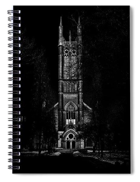 Metropolitan United Church Toronto Canada 3 Spiral Notebook