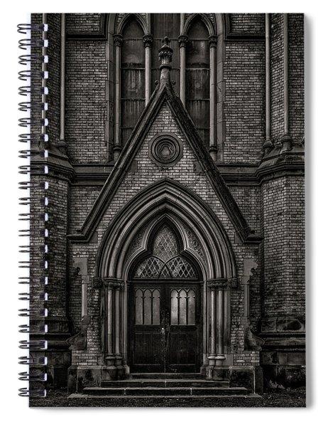 Metropolitan United Church Toronto Canada 7 Spiral Notebook