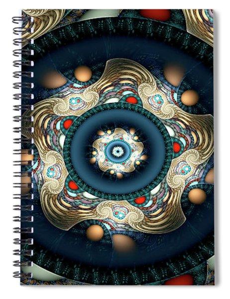 Micah Spiral Notebook