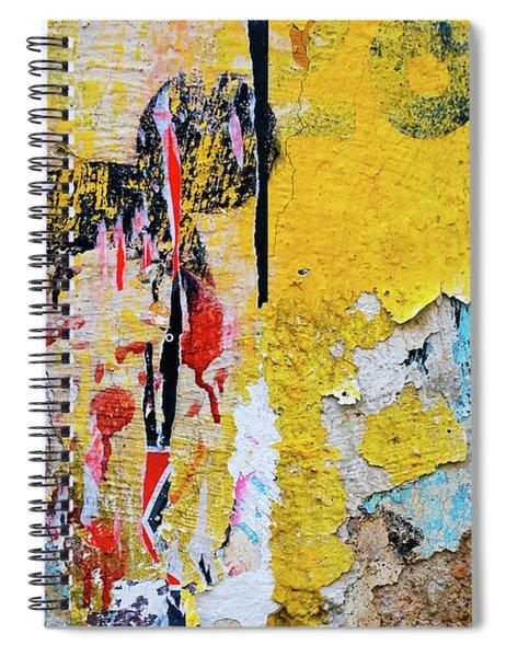 Mickeys Nightmare Spiral Notebook