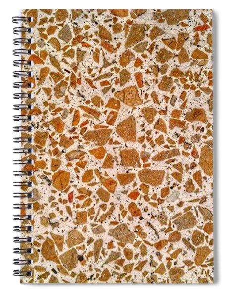 Mid Century Terrazzo Spiral Notebook