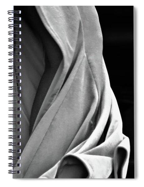 Mideastern Dancing 2 Spiral Notebook