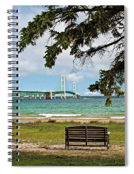 Mighty Mac Spiral Notebook